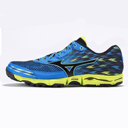 Mizuno Wave Hayate 2. Best shoe for the trails