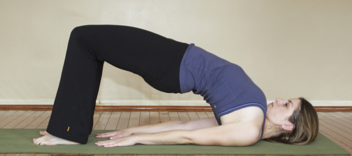 yoga moves for your back