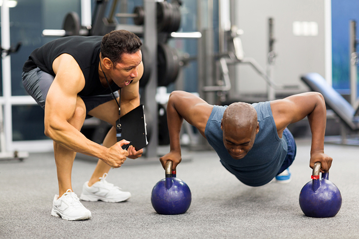 PT360 partnered with personal trainer, Charlie Morris of Morris Fitness